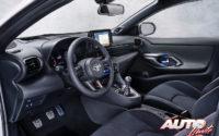 Toyota GR Yaris 2020 – Interiores