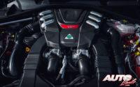 Alfa Romeo Giulia GTA / GTAm 2020 – Técnicas