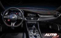 Alfa Romeo Giulia GTA / GTAm 2020 – Interiores