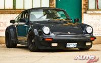 El Porsche 911 Turbo que viajó en el tiempo