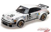 George Follmer se proclamó campeón de las Series Trans-Am de 1976 al volante de un Porsche 934 Turbo RSR.