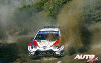 Sébastien Ogier, al volante del Toyota Yaris WRC, obtenía la victoria en el Rally de México 2020, puntuable para el Campeonato del Mundo de Rallies WRC.