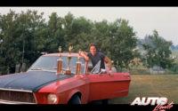 Gilles Villeneuve ganó sus primeros trofeos al volante de un Ford Mustang Coupé V8 de 1967, con el que se inició en las competiciones automovilísticas en 1971.