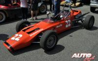 Gilles Villeneuve ganó en 1973 sus primeras carreras de monoplazas al volante de un artesanal chasis Magnum Mk III de la Fórmula Ford 1.600.