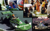 En la temporada 1975 de la Fórmula Atlántic, Gilles Villeneuve obtenía ya su primera victoria en la categoría y se situaba como uno de los pilotos destacados en cada carrera, al volante de un March-Ford 75B.