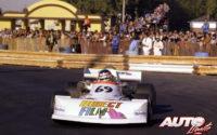 Al volante de un Mach-Ford 77B, Gilles Villeneuve obtenía su segundo título consecutivo en la Fórmula Atlantic de 1977.