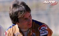 Gilles Villeneuve debutó en Fórmula 1 en el GP de Gran Bretaña de 1977, disputado en el circuito de Silverstone.