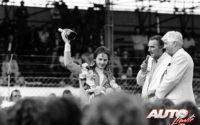 """La excelente actuación de Gilles Villeneuve durante el GP de Gran Bretaña 1977 le otorgó la distinción de """"Piloto del día"""" (""""Driver of the day"""")."""