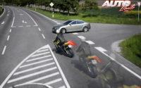 """En 2013, Bosch estrenaba el primer dispositivo de control de estabilidad en el mundo de las dos ruedas, denominado """"MSC"""" (""""Motorcycle Stability Control"""")."""