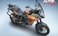 """En 2013, la KTM 1190 Adventure / Adventure R estrenaba el primer dispositivo de control de estabilidad en el mundo de las dos ruedas, denominado """"MSC"""" (""""Motorcycle Stability Control"""")."""