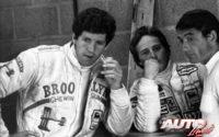 Gilles Villeneuve y Jody Scheckter fueron los pilotos oficiales de la Scuderia Ferrari durante el Campeonato del Mundo de Fórmula 1 de 1979.