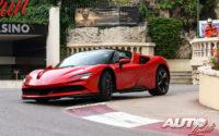 La gran cita de Ferrari en Mónaco 2020