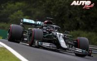 Hamilton y Mercedes sobre todos. GP de Hungría 2020