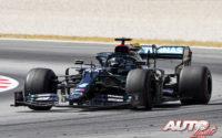 Mucho calor y poco color. GP de España 2020