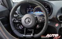 Mercedes-AMG GT Black Series 2020 – Interiores
