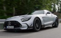 Mercedes-AMG GT Black Series 2020 – Dinámico