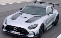 Mercedes-AMG GT Black Series 2020 – Exterior