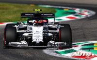 Una carrera loca con podio inesperado. GP Italia 2020