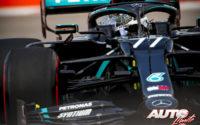 Suerte y velocidad se alían con Bottas. GP Rusia 2020
