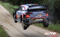 Ott Tänak, al volante del Hyundai i20 Coupé WRC, obtenía la victoria en el Rally de Estonia 2020, puntuable para el Campeonato del Mundo de Rallies WRC.