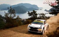 Pontus Tidemand, al volante del Skoda Fabia R5 Evo, obtenía la victoria de la categoría WRC 2 en el Rally de Turquía 2020, puntuable para el Campeonato del Mundo de Rallies WRC 2.
