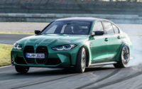 BMW M3 Competition 2021 (G80)