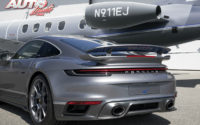 Un Porsche 911 Turbo S de altos vuelos