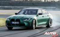BMW M3 Competition 2021 (G80) – Exteriores