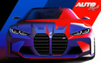 BMW M3 Competition 2021 (G80) – Dibujos BMW M3 G80