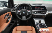 BMW M3 Competition 2021 (G80) – Interiores