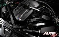 BMW M3 Competition 2021 (G80) – Técnicas
