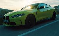 BMW M4 Competition Coupé 2021 (G82) – Dinámico