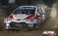 Sébastien Ogier (Toyota) se proclamaba Campeón del Mundo de Pilotos WRC 2020.