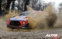 El equipo Hyundai Motorsport WRT se proclamaba Campeón del Mundo de Constructores WRC 2020.
