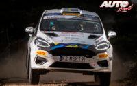Tom Kristensson (Ford) se proclamaba Campeón del Mundo de Pilotos Junior WRC 2020.