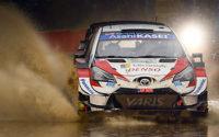 El Rally de Monza 2020 en imágenes