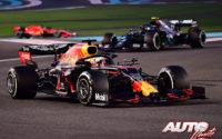 Verstappen gana sin diversión. GP de Abu Dhabi 2020