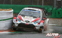 Sébastien Ogier, al volante del Toyota Yaris WRC, obtenía la victoria en el Rally de Monza 2020, puntuable para el Campeonato del Mundo de Rallies WRC.
