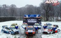 Michelin Motorsport abandona el Campeonato del Mundo de Rallies WRC después de casi cinco décadas de participación y numerosas victorias (1973 - 2020).
