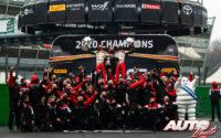 Sébastien Ogier y Julien Ingrassia (Toyota) obtenían la victoria en el Rally de Monza 2020 y conquistaban su séptimo título de campeones WRC.