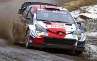 El Rally de Montecarlo 2021 en imágenes