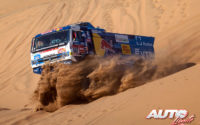 El Rally Dakar 2021 en imágenes – Camiones – Dakar 2021