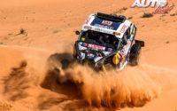 El Rally Dakar 2021 en imágenes – Vehículos Ligeros – Dakar 2021