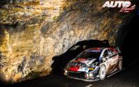 Sébastien Ogier, al volante del Toyota Yaris WRC, obtenía la victoria en el Rally de Montecarlo 2021, puntuable para el Campeonato del Mundo de Rallies WRC.
