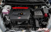 Toyota GR Yaris GR-FOUR 2020 – Técnicas