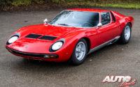Lamborghini Miura y Countach a precio de récord