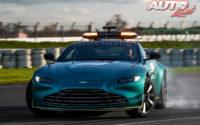"""Bernd Mayländer estrena """"Safety Car"""" en la F1 2021"""