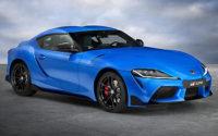 Toyota GR Supra Jarama Racetrack Edition 2021