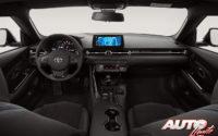 Toyota GR Supra Jarama Racetrack Edition 2021 – Interiores