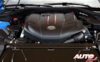 Toyota GR Supra Jarama Racetrack Edition 2021 – Técnicas